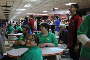State Bowling Tournament