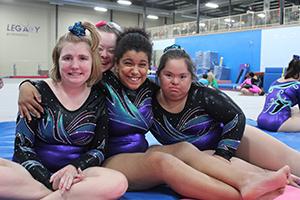 Legacy Gymnastics Team