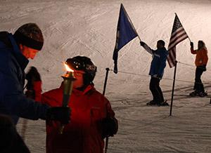 Winter Games Torch Exchange