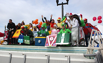 2107 Greater Cincinnati Plunge Best Costume