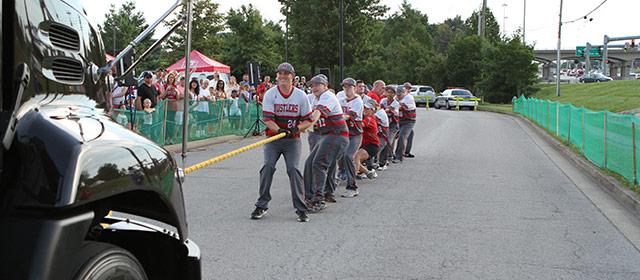 Truck Pulls - Special Olympics Kentucky
