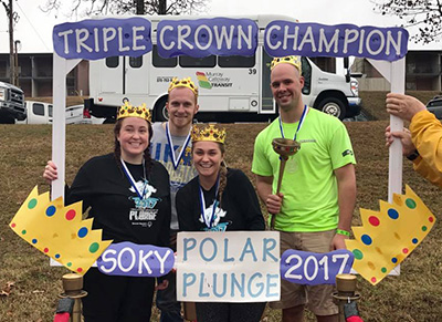 Western Kentucky Plunge - Triple Crown