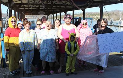Lake Cumberland Plunge - Pajama Plungers