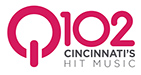 Q102 Cincinnati's Hit Music