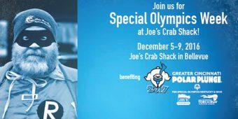Joe's Crab Shack Week
