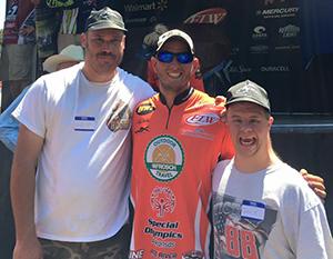 Cody Kelley Unified Fishing Derby
