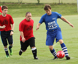 Summer Games Soccer