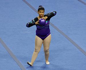 State Summer Games Gymnastics