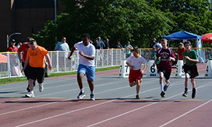 State Summer Games Track