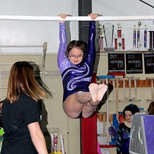 Fall Sports - gymnastics
