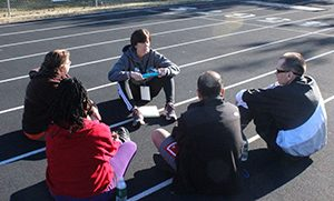 Team Kentucky Training Camp