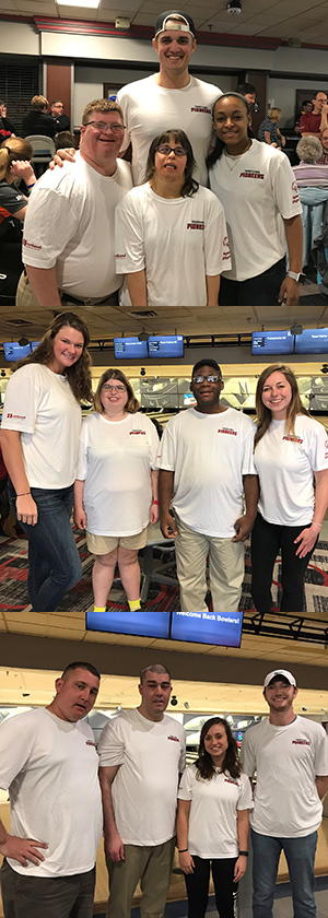 SOKY-Transy HCAC Unified Bowling Teams