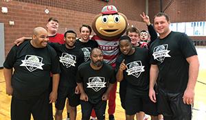 Louisville NIRSA Unified Basketball Team