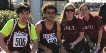Doss High School Unified Track