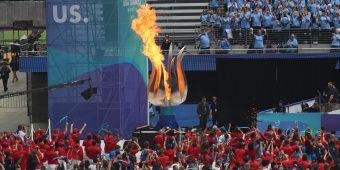 2018 USA Games Opening Ceremonies