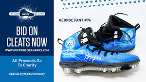 George Fant My Cleats My Cause