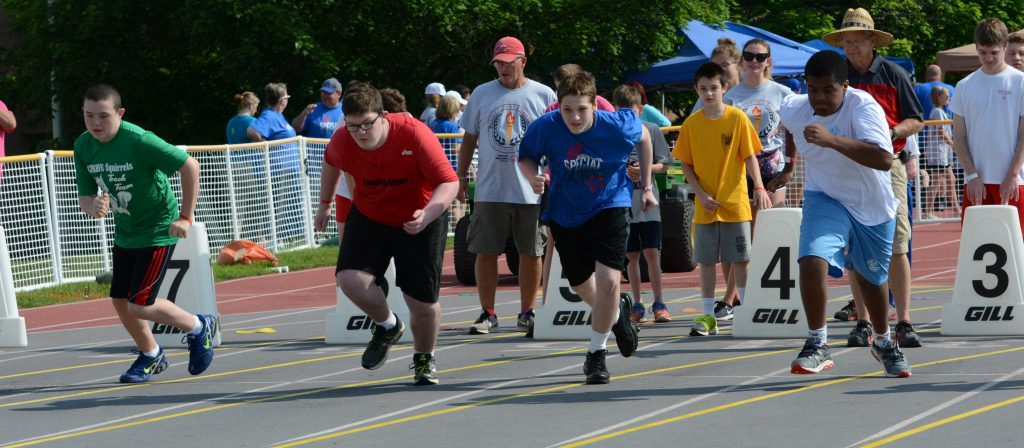sports physical form kentucky  11 Spring Sports Season Off and Running - Special Olympics ...