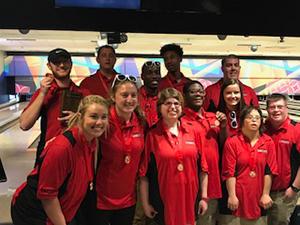 Tranylvania Unified Bowling Team