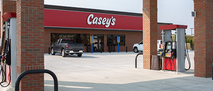 Casey's Gives You the Chance to Round Up for SOKY