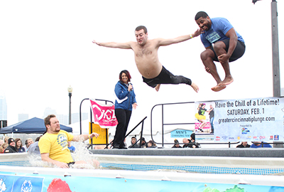 Greater Cincinnati Polar Plunge
