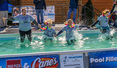 Lexington Polar Plunge