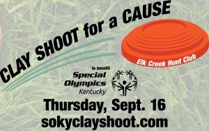 Clay Shoot for a Cause