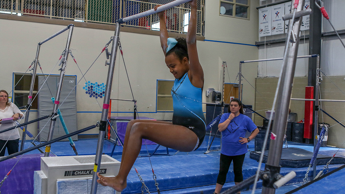State Artistic Gymnastics Competition